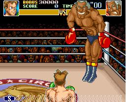 super punch out manual power up