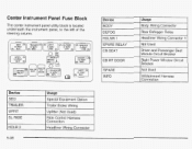 2003 chevrolet avalanche owners manual