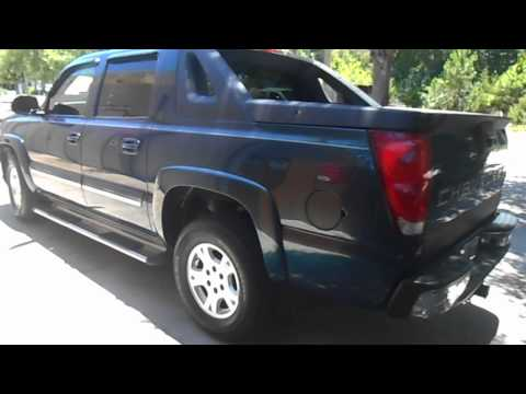 2008 chevrolet avalanche owners manual
