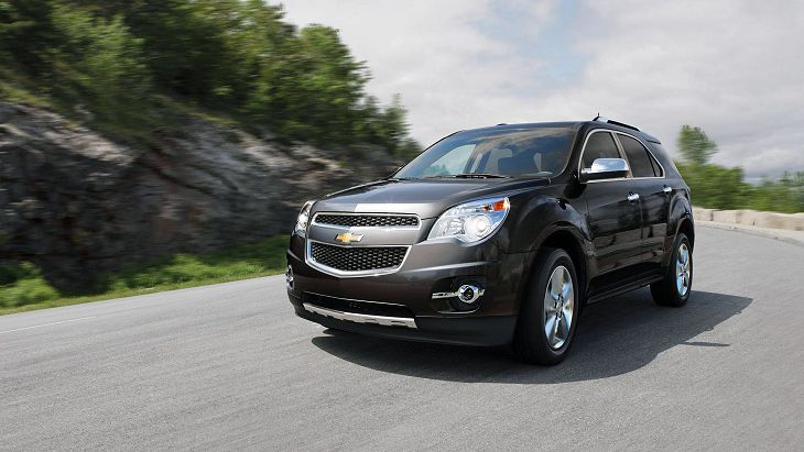 2018 chevy equinox owners manual