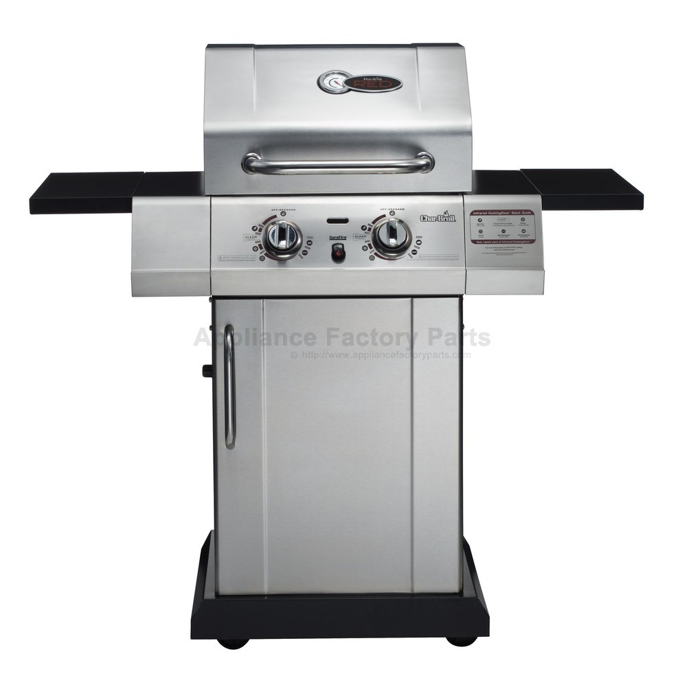 char broil infrared grill manual