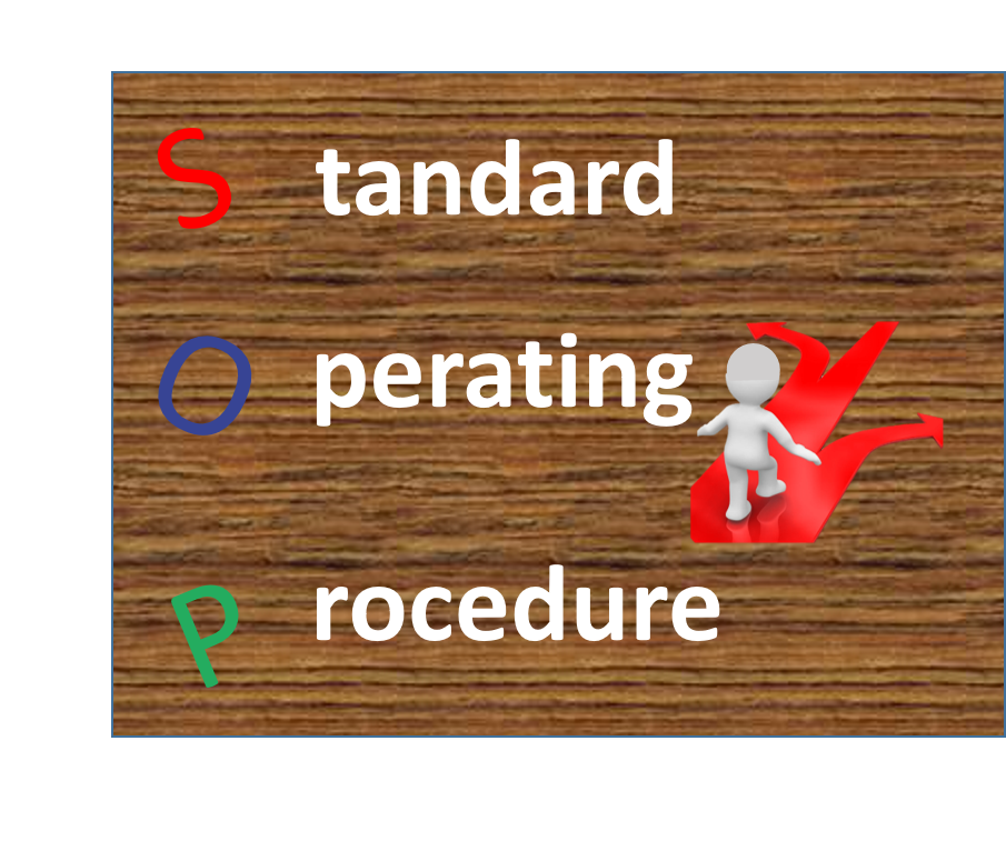 what is a standard operating procedures manual