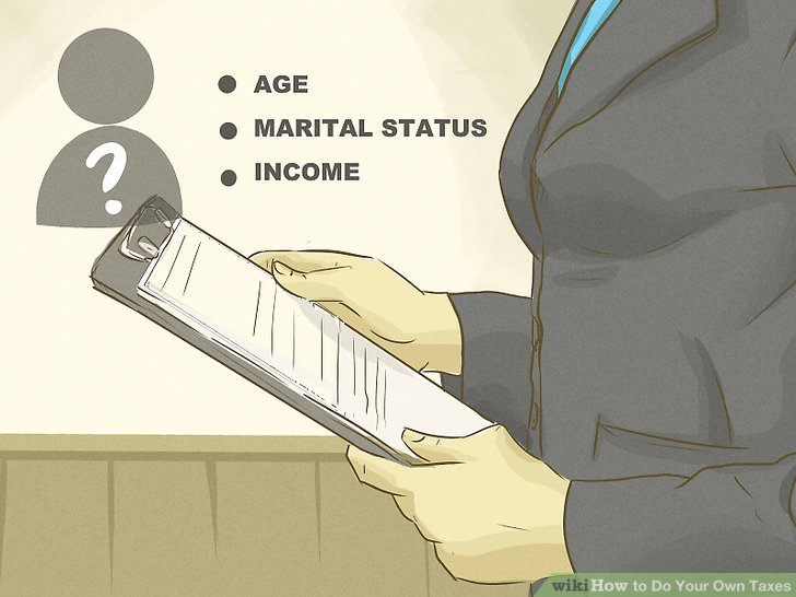 how to file your taxes manually