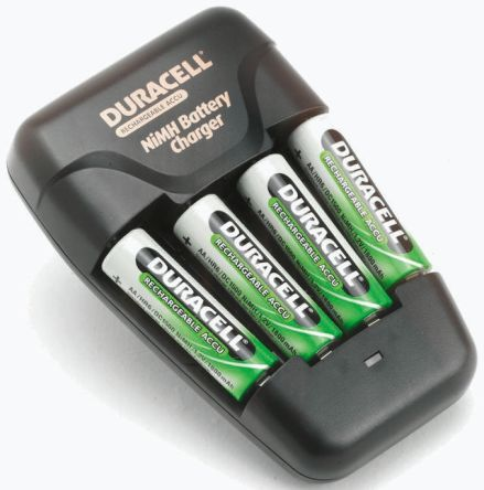 duracell nimh class 2 battery charger manual