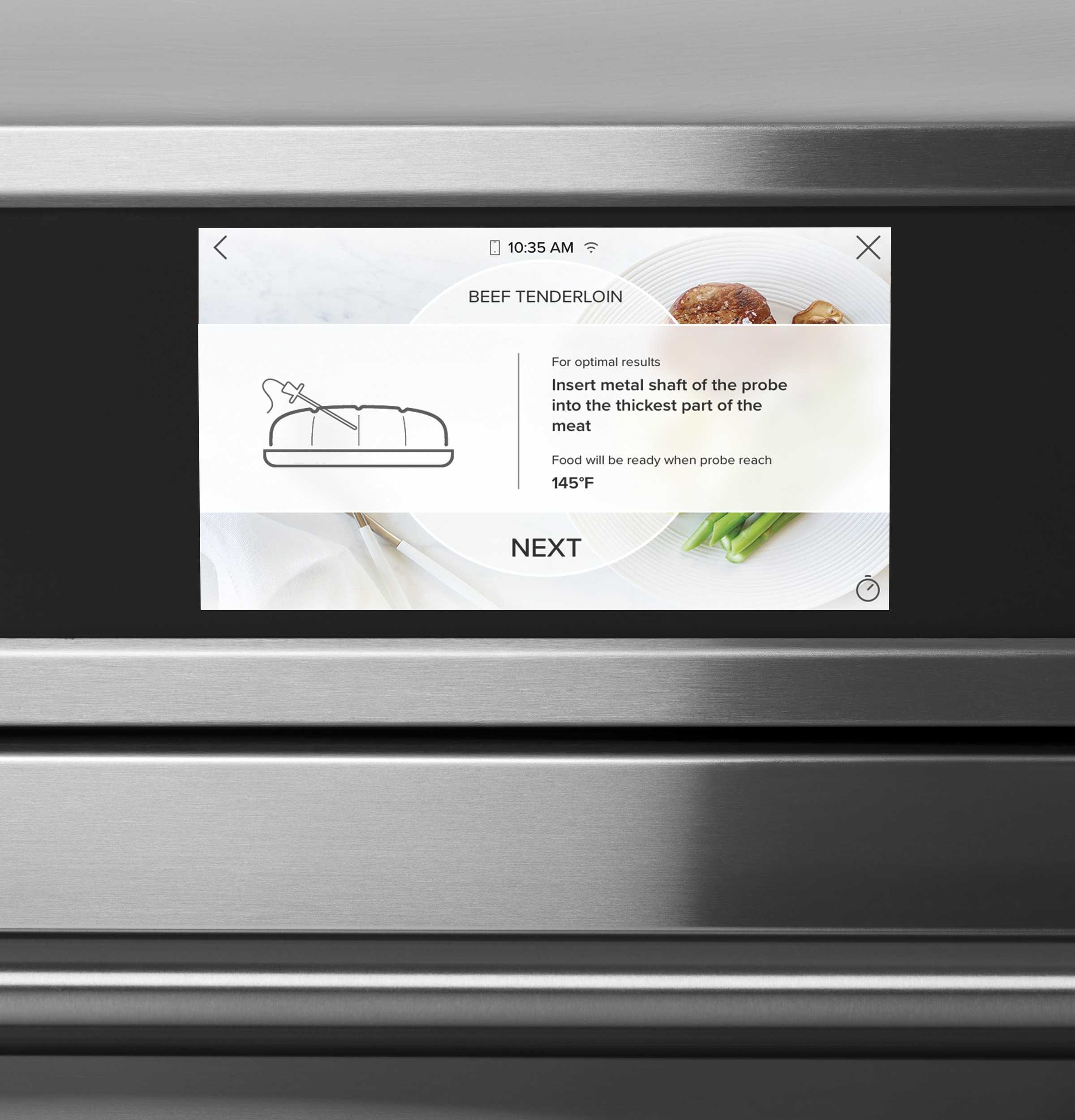 ge cafe double oven manual