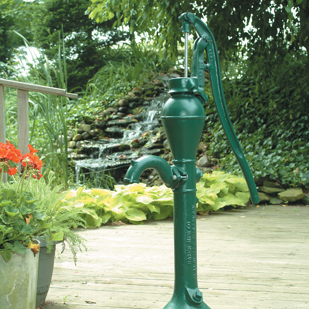 manual water pump for deep well