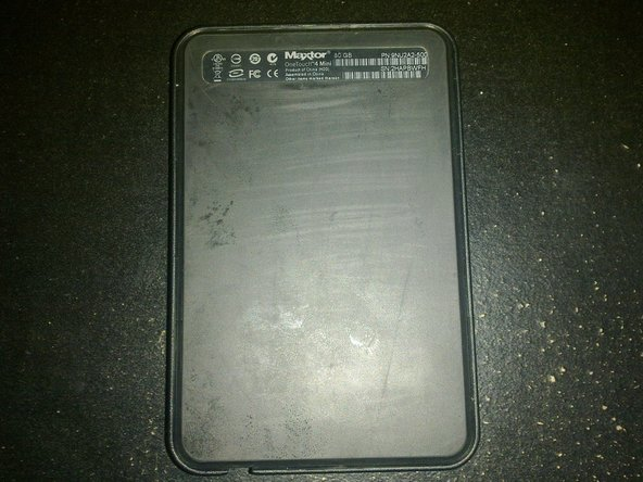 maxtor one touch 2 manual